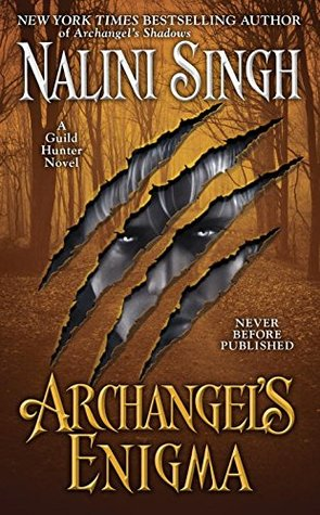 Book Review: Archangel's Enigma by Nalini Singh
