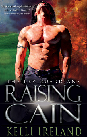 Raising Cain (The Key Guardians, #1)