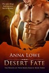 Desert Fate (The Wolves of Twin Moon Ranch, #3)