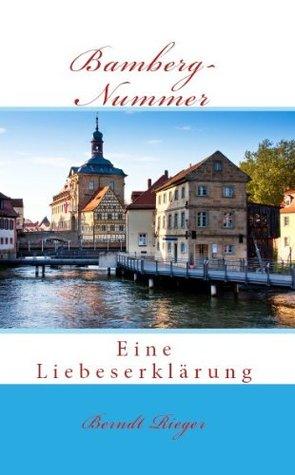 Bamberg Nummer  by  Berndt Rieger
