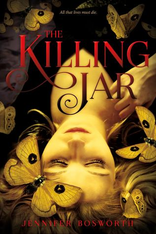 The Killing Jar by Jennifer Bosworth  book cover
