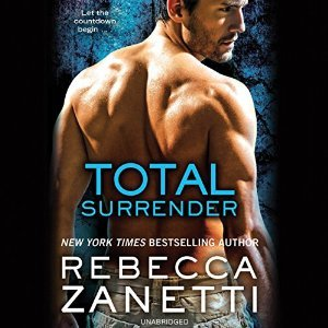 Interview, Audiobook Review and Giveaway: Total Surrender (Rebecca Zanetti, Karen White)