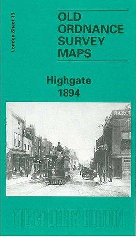Highgate 1894: London Sheet 19.2  by  Pamela Taylor