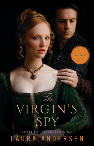 The Virgin's Spy by Laura Andersen