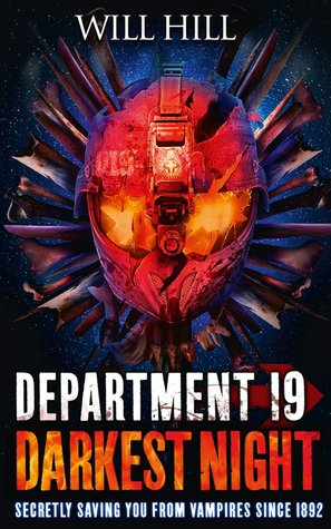 Darkest Night (Department 19, #5)
