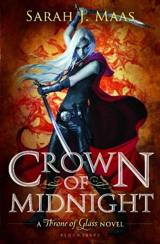 Crown of Midnight (Throne of Glass, #2)