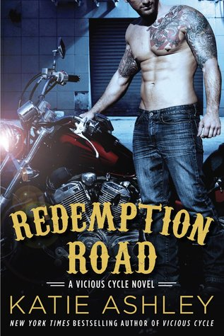 {Interview} with Katie Ashley, author of Redemption Road (with Review and Giveaway)