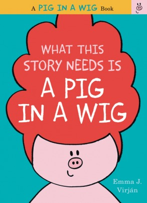 A Pig-in-a-Wig Book {Review}