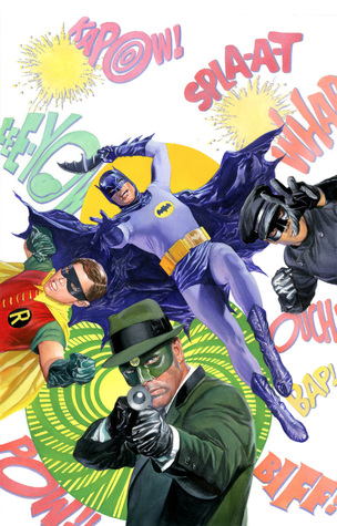Batman 66/Green Hornet Kevin Smith