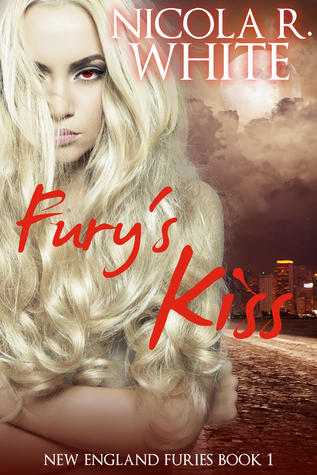 Fury's Kiss (New England Furies, #1)