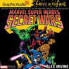Marvel SuperHeroes Secret wars Graphic Audio