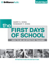 First Days of School, The by Harry K. Wong