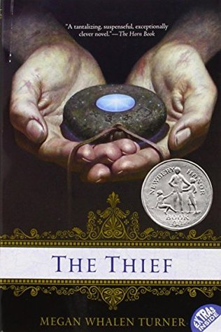 The Thief (The Queen's Thief) - Megan Whalen Turner
