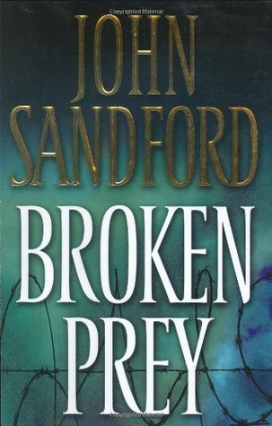 Book Review John Sandfords Broken Prey