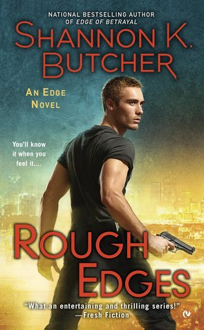 Book Review: Shannon K. Butcher's Rough Edges