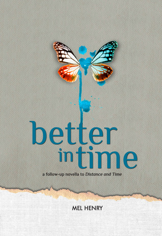 Better in Time by Mel Henry