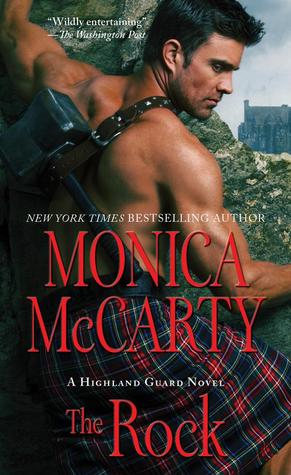 The Rock (Highland Guard, #11)