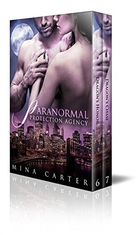 Paranormal Protection Agency by Mina Carter