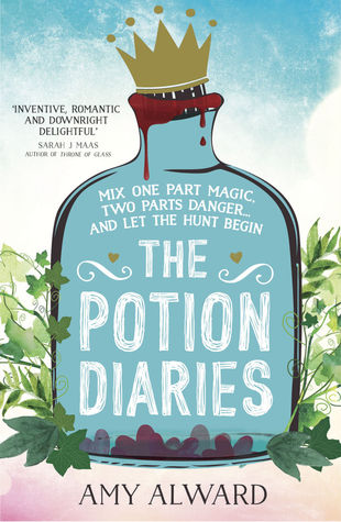 The Potion Diaries (Potion, #1) by Amy Alward