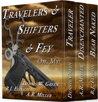 Travelers & Shifters & Fey on GoodReads