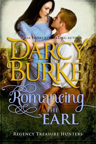 Romancing the Earl (Regency Treasure Hunters, #2)