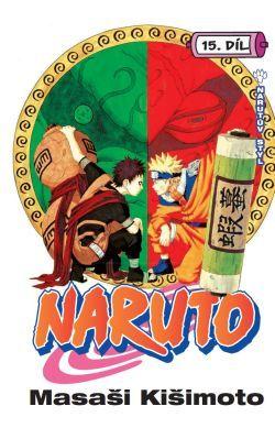 Naruto 15: Narutův styl (Naruto, #15)