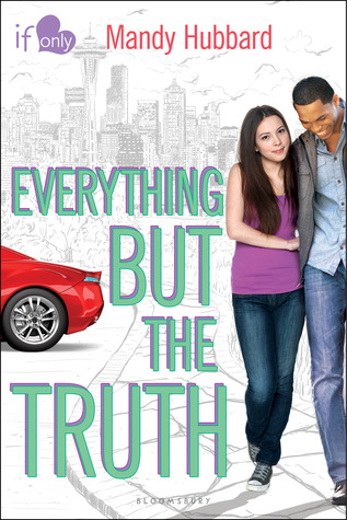 3 Reasons To Read… Everything But the Truth by Mandy Hubbard