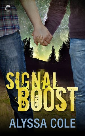 {Review} Signal Boost by Alyssa Cole