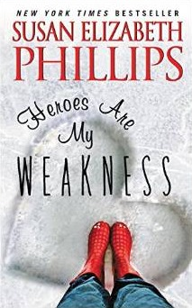 {Review} Heroes Are My Weakness by Susan Elizabeth Phillips (with Excerpt and Giveaway)