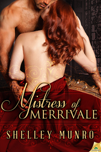 Mistress of Merrivale by Shelley Munro
