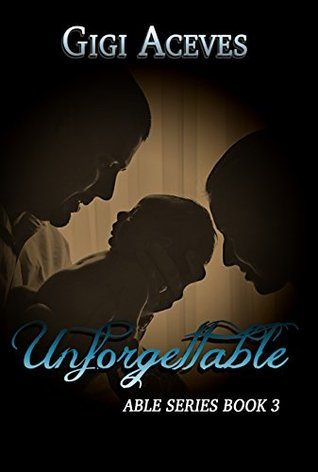 UNFORGETTABLE (Able Series Book 3)  by  Gigi Aceves
