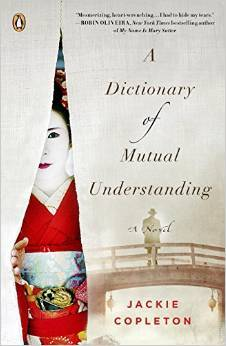 {Interview} with Jackie Copleton, author of A Dictionary of Mutual Understanding