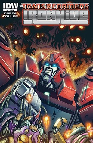 Transformers: Ironhide #2 Mike Costa