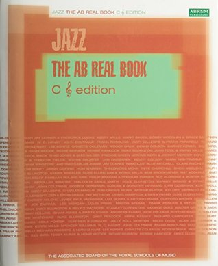 AB REAL BOOK C TREBLE CLEF JAZZ EDITION BOOK Various