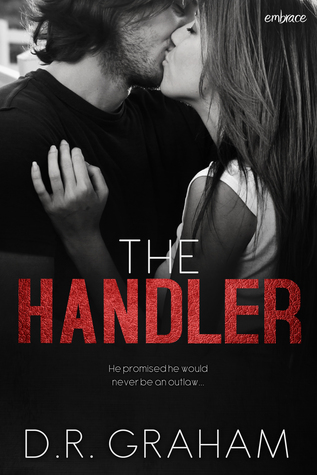 The Handler (Noir et Bleu Motorcycle Club, #2)