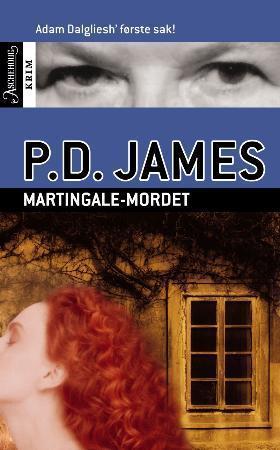 Martingale-mordet (Adam Dalgliesh, #1)  by  P.D. James