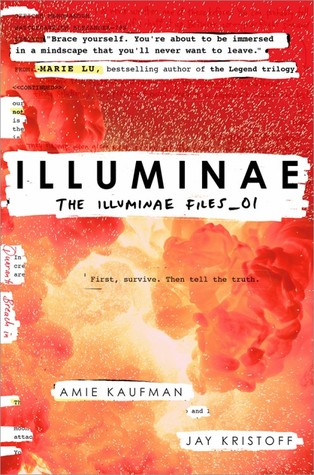 Illuminae by Amie Kaufman - The 18 Most Anticipated YA Books to Read in October