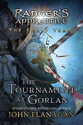 Book Review: The Tournament at Gorlan by John Flanagan