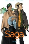 Saga, Volume 1 by Brian K. Vaughan