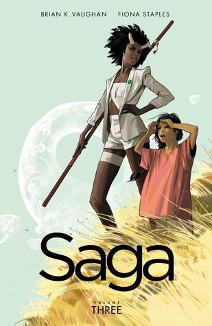 Saga, Volume 3 (Paperback)