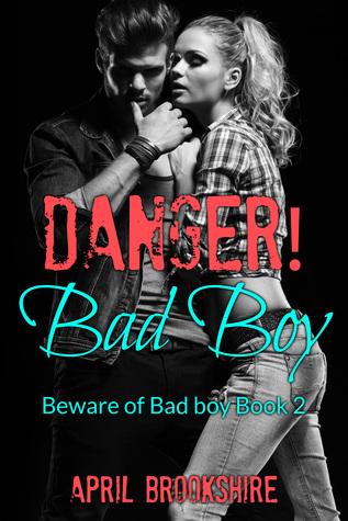 Danger! Bad Boy by April Brookshire