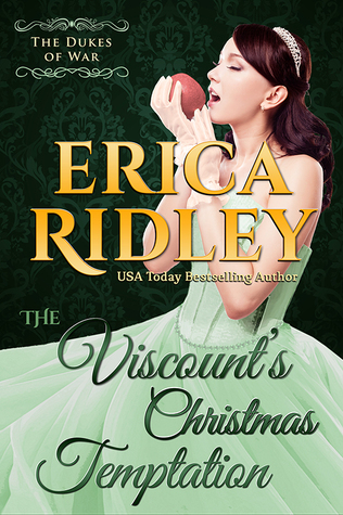 Get Viscount's Christmas Temptation by Erica Ridley for only Free!