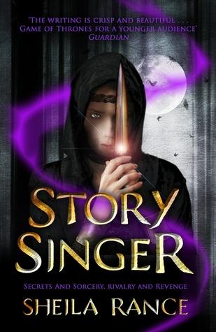 Story Singer Cover