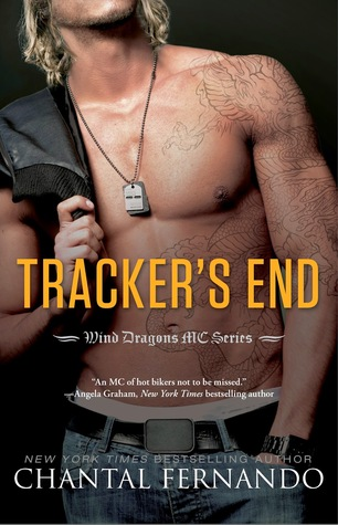 Review: Tracker's End by Chantal Fernando