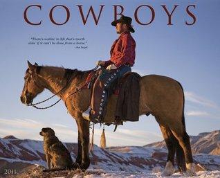 Cowboys 2011 Wall Calendar NOT A BOOK