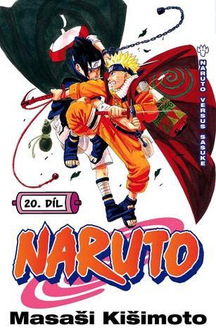 Naruto 20: Naruto versus Sasuke (Naruto, #20)