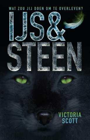 IJs en steen (Water en Vuur #2) – Victoria Scott