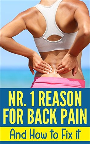 The Nr. 1 Reason for Back Pain: And How to Fix it David Seidenberg