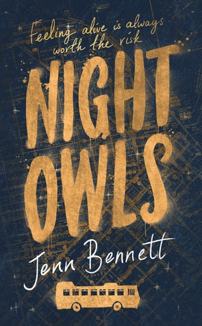 Night Owls – Jenn Bennett