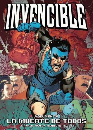 Invencible Vol.20 La muerte de todos  by  Robert Kirkman